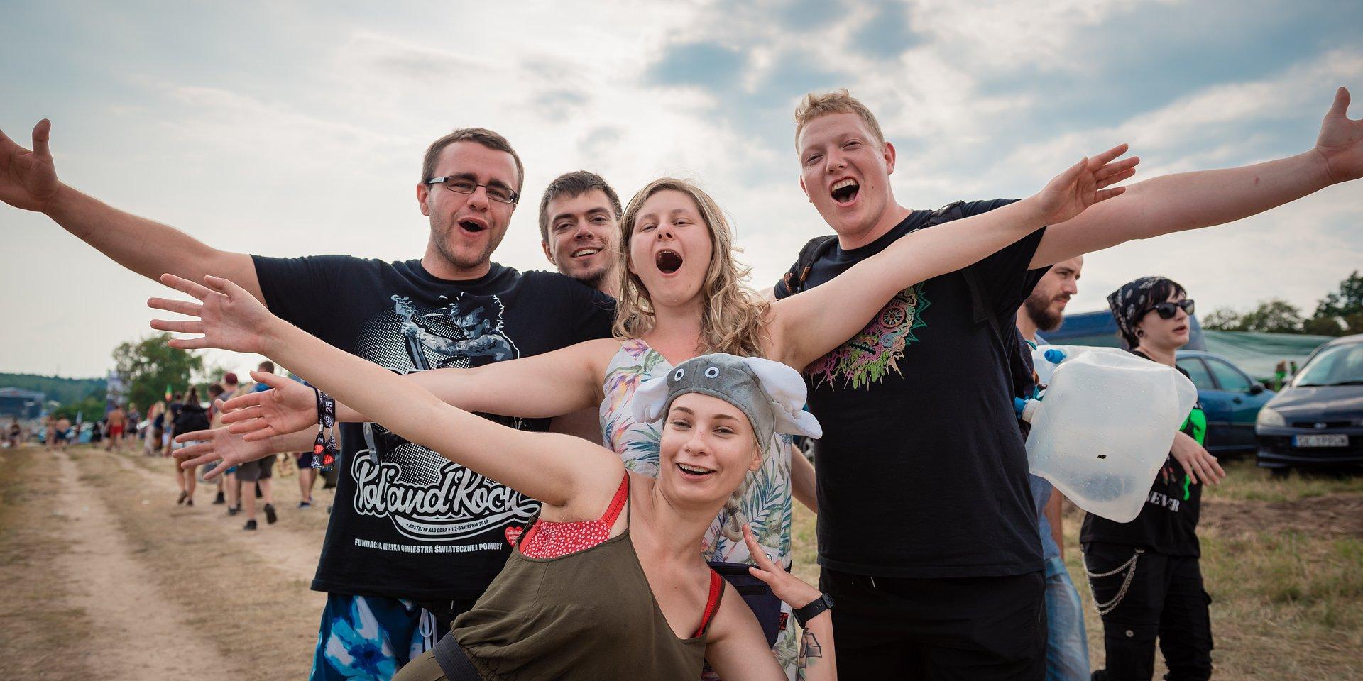 Kolejna tura wejściówek na Pol'and'Rock Festival w sprzedaży. Ile osób weźmie udział w wydarzeniu?