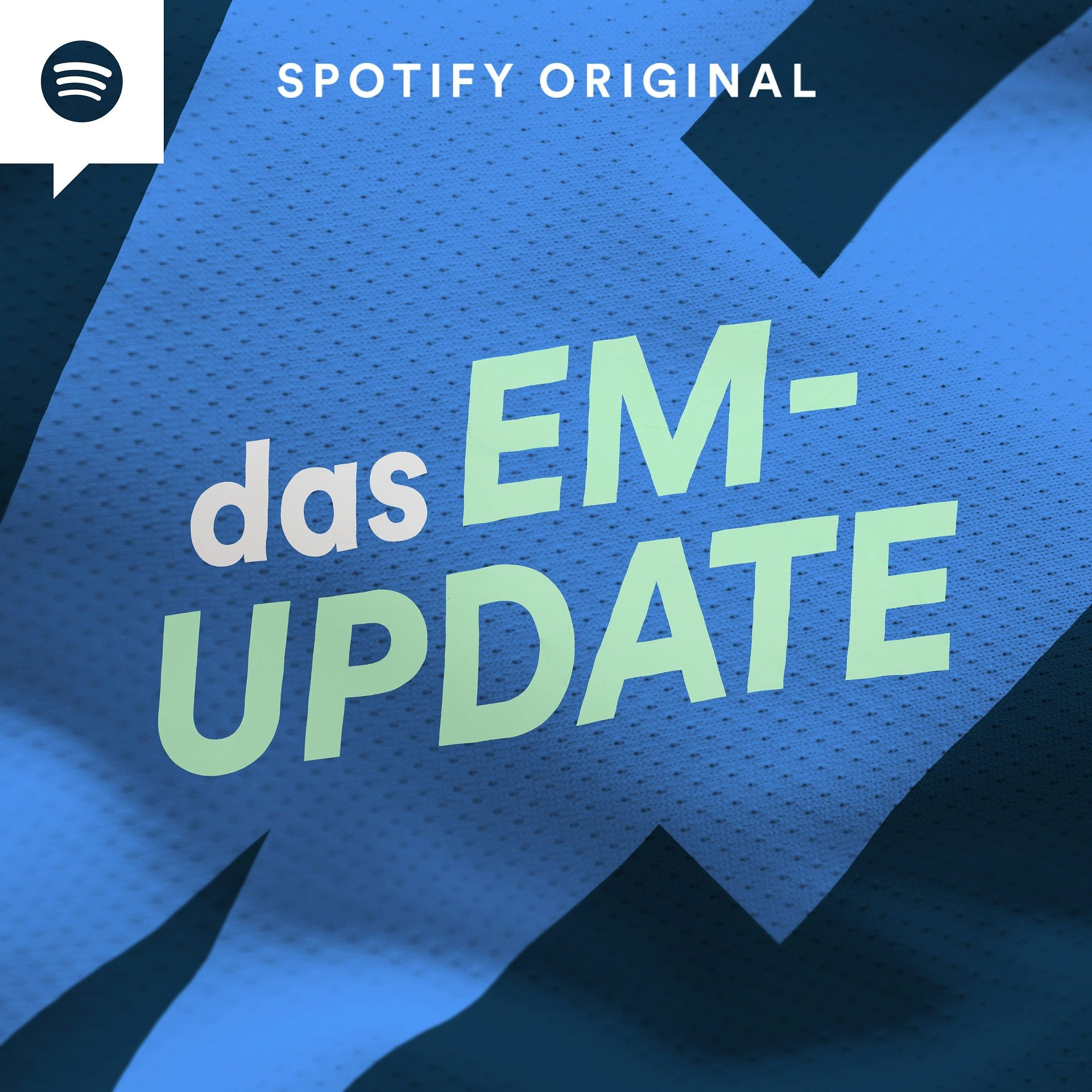 """""""Das EM-Update"""" – Neuer Spotify Original Podcast zum bevorstehenden Fußballereignis des Jahres"""
