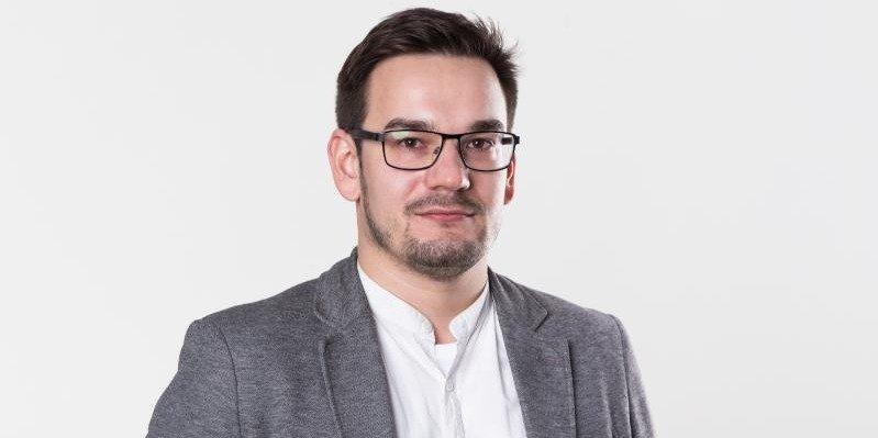 Łukasz Gwiazda dołącza do TalentMedia (grupa LTTM).