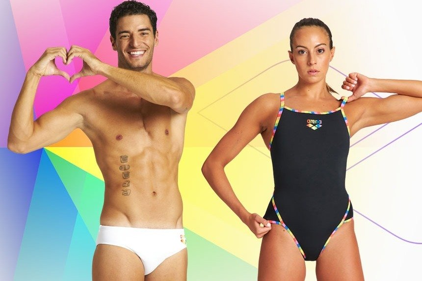 arena celebrates Global Pride Month with 'Let It Beat' collection