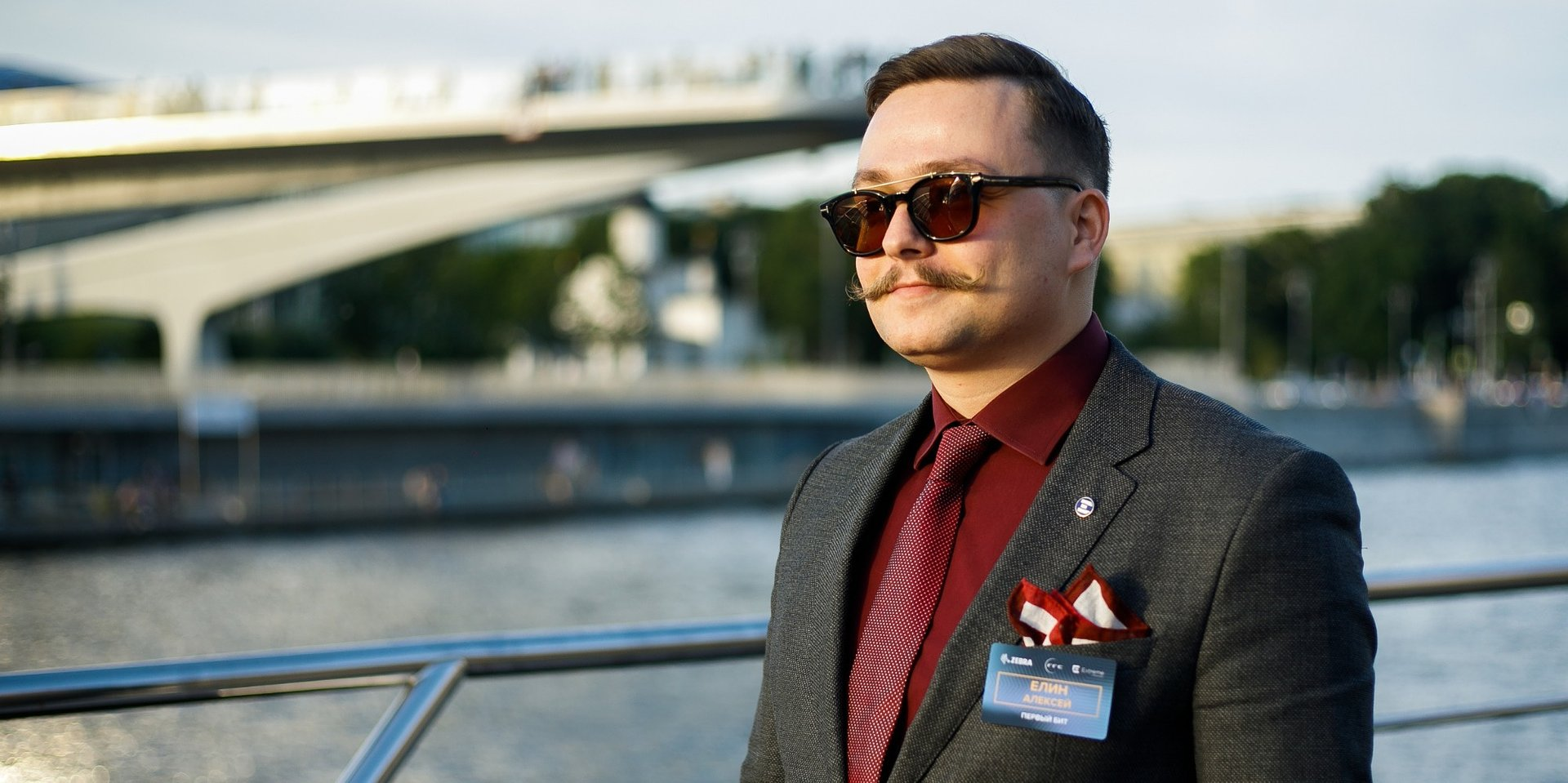 Suit up! An interview with Alexey Elin