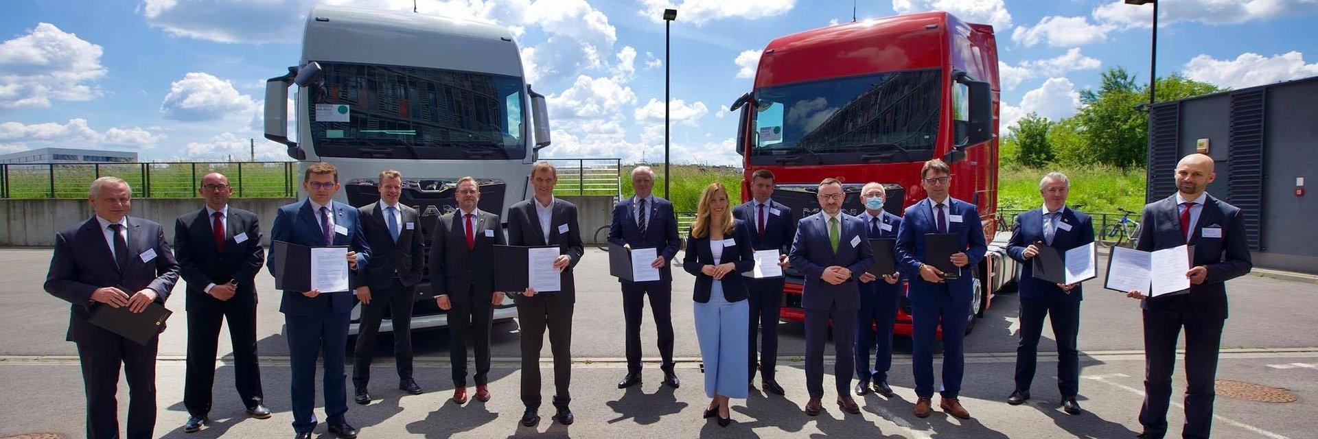 95 milionów euro zainwestuje firma MAN w Małopolsce!