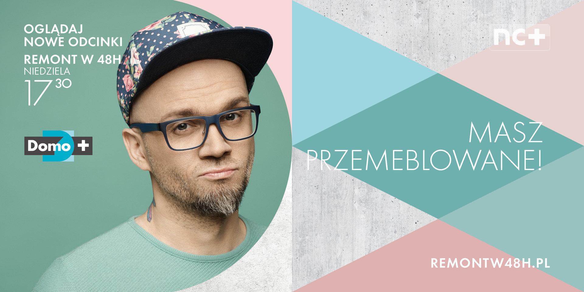 """""""Masz przemeblowane!"""" – rusza nowa kampania Domo+"""