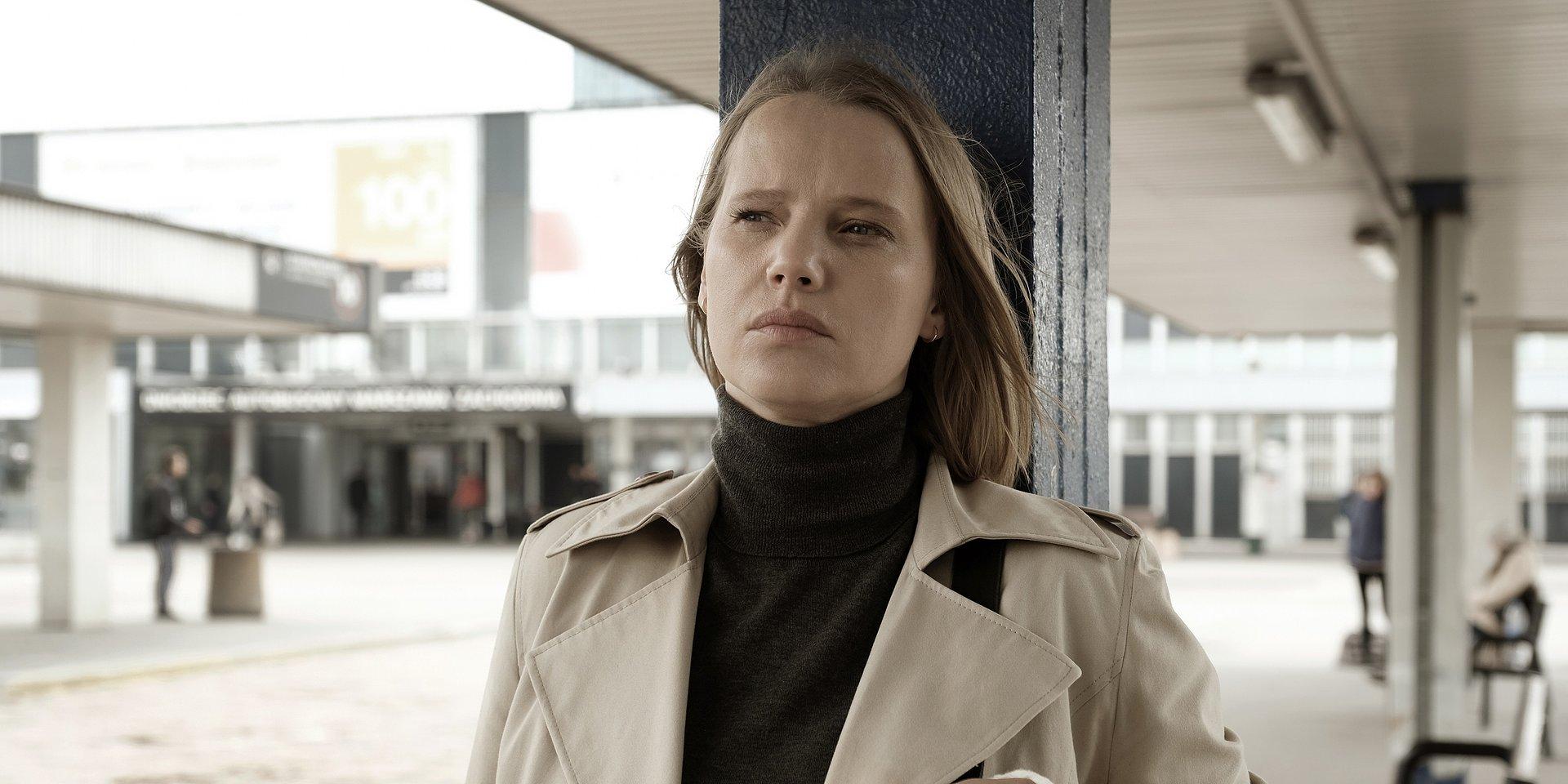 """""""Pajęczyna"""" – najnowsza produkcja Player Original z Joanną Kulig w roli głównej."""
