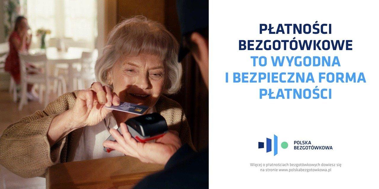 Program Polska Bezgotówkowa z kolejną kampanią reklamową