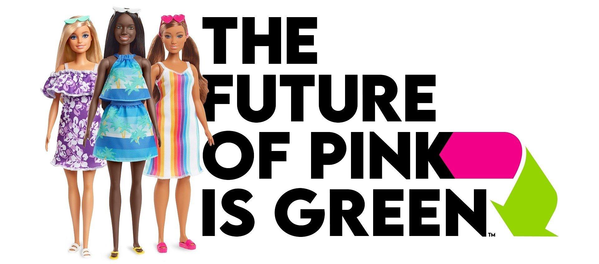 Mattel wprowadza na rynek Barbie Loves the Ocean — pierwszą kolekcję lalek z przetworzonego plastiku, który zamiast trafić do oceanów*, daje początek nowym zabawkom