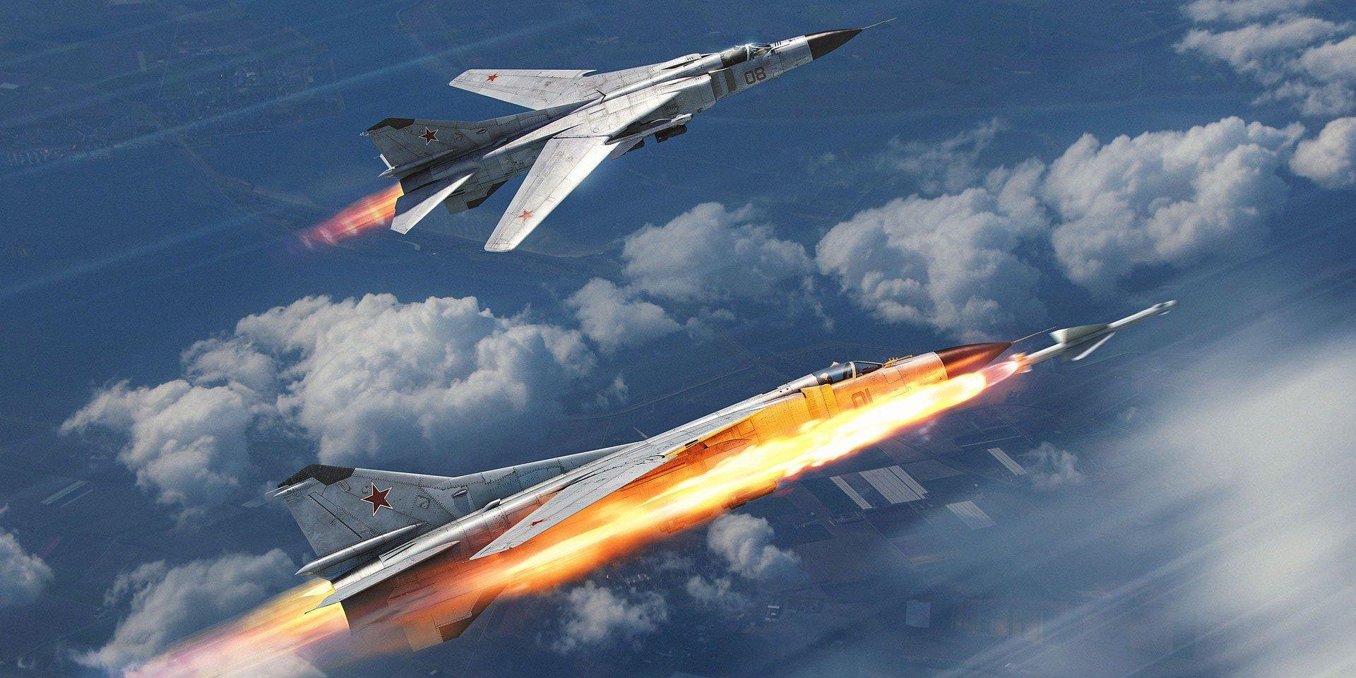 War Thunder wraz z aktualizacją Red Skies wkracza w nową erę lotnictwa