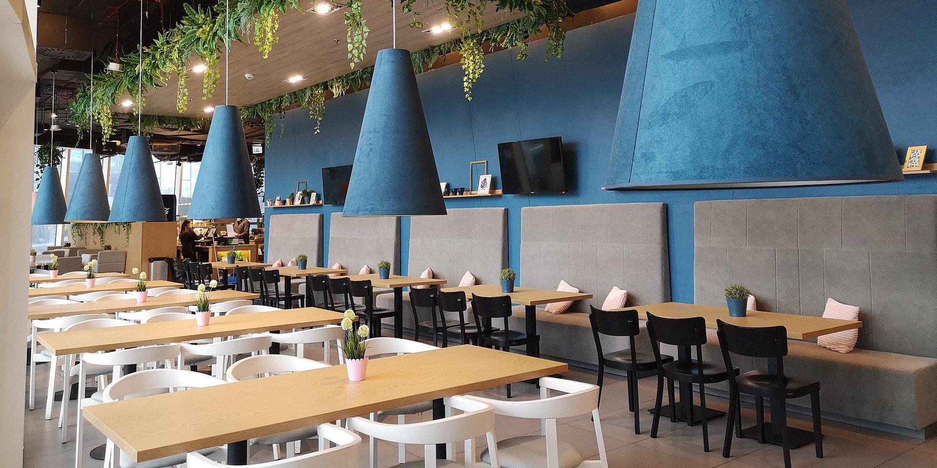 Nowe restauracje Nutri Mind w biurowcach Globalworth