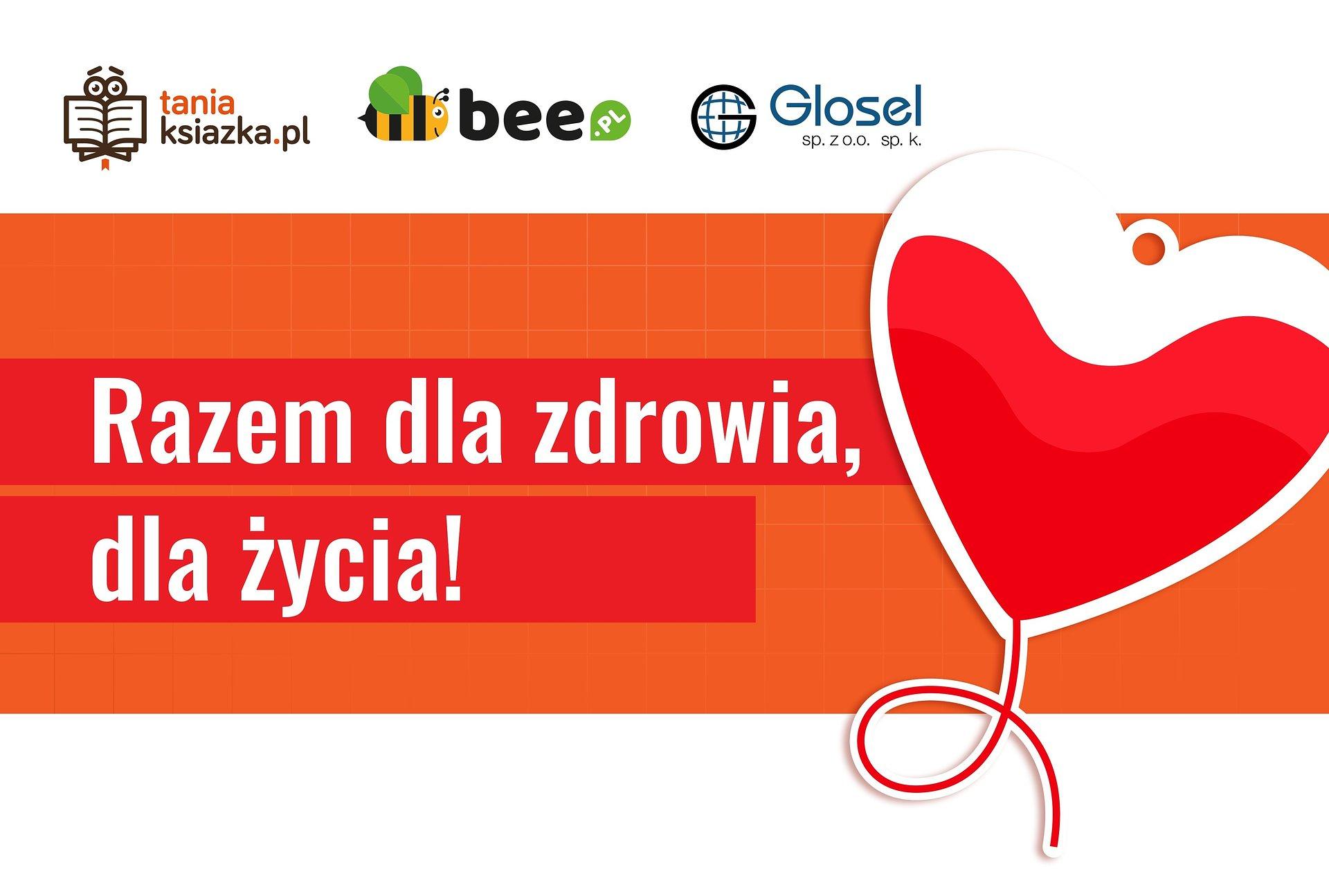 Glosel wspiera dawców krwi