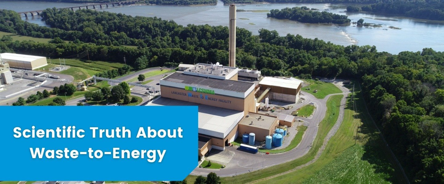 Scientific Truth About Waste-to-Energy