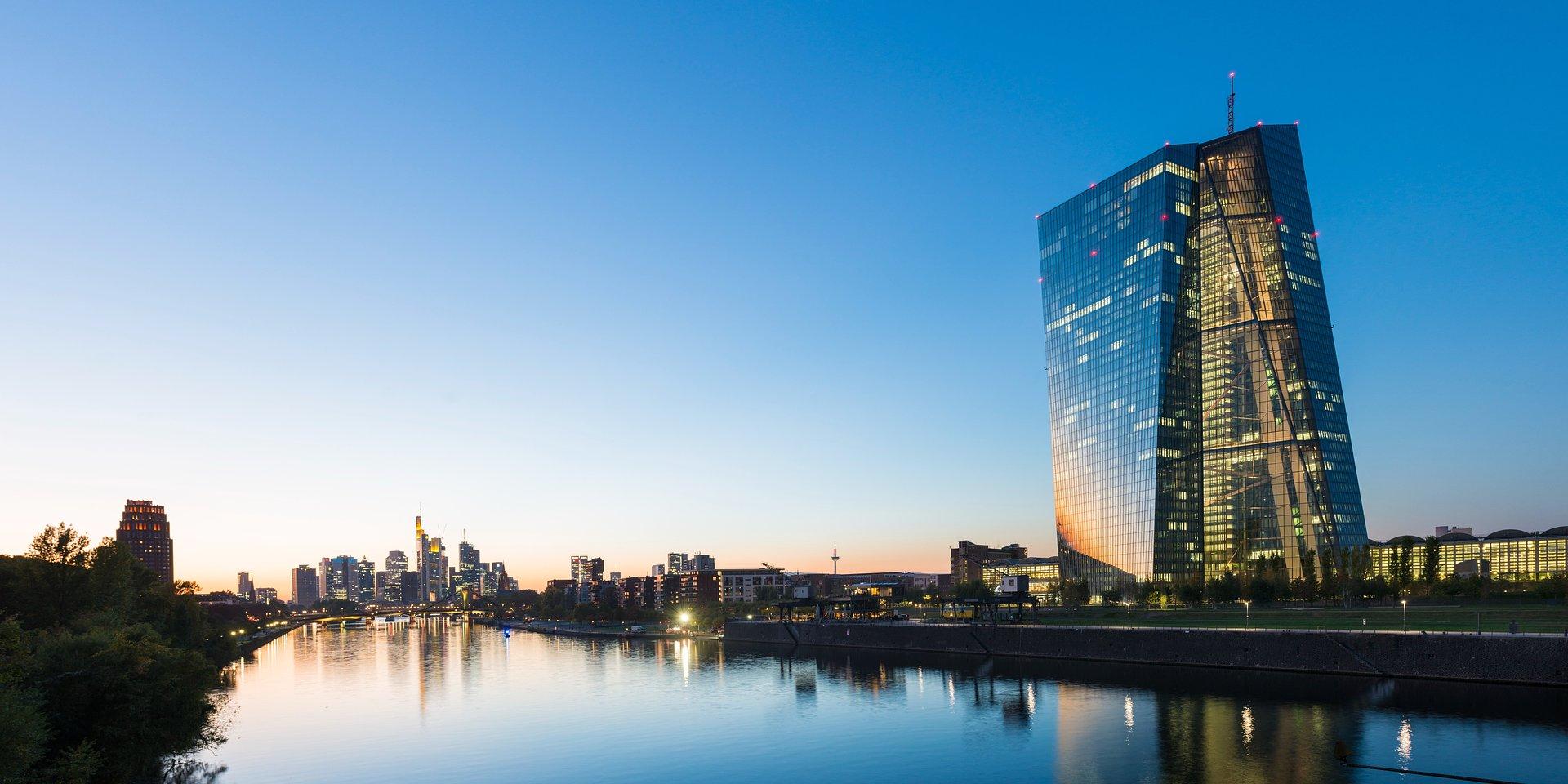 EBC wciąż gołębi