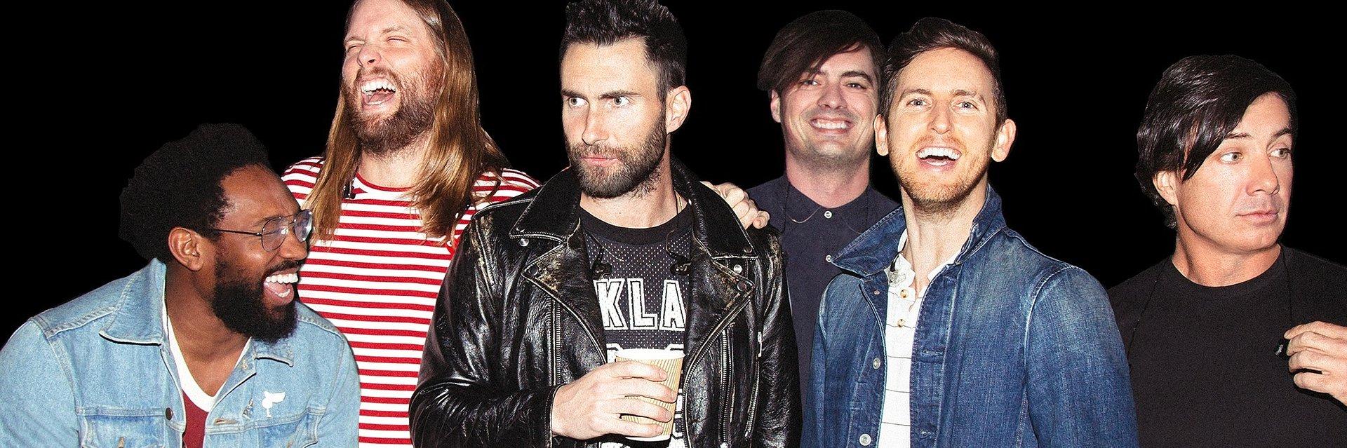 """Maroon 5 z nowym albumem """"Jordi"""""""
