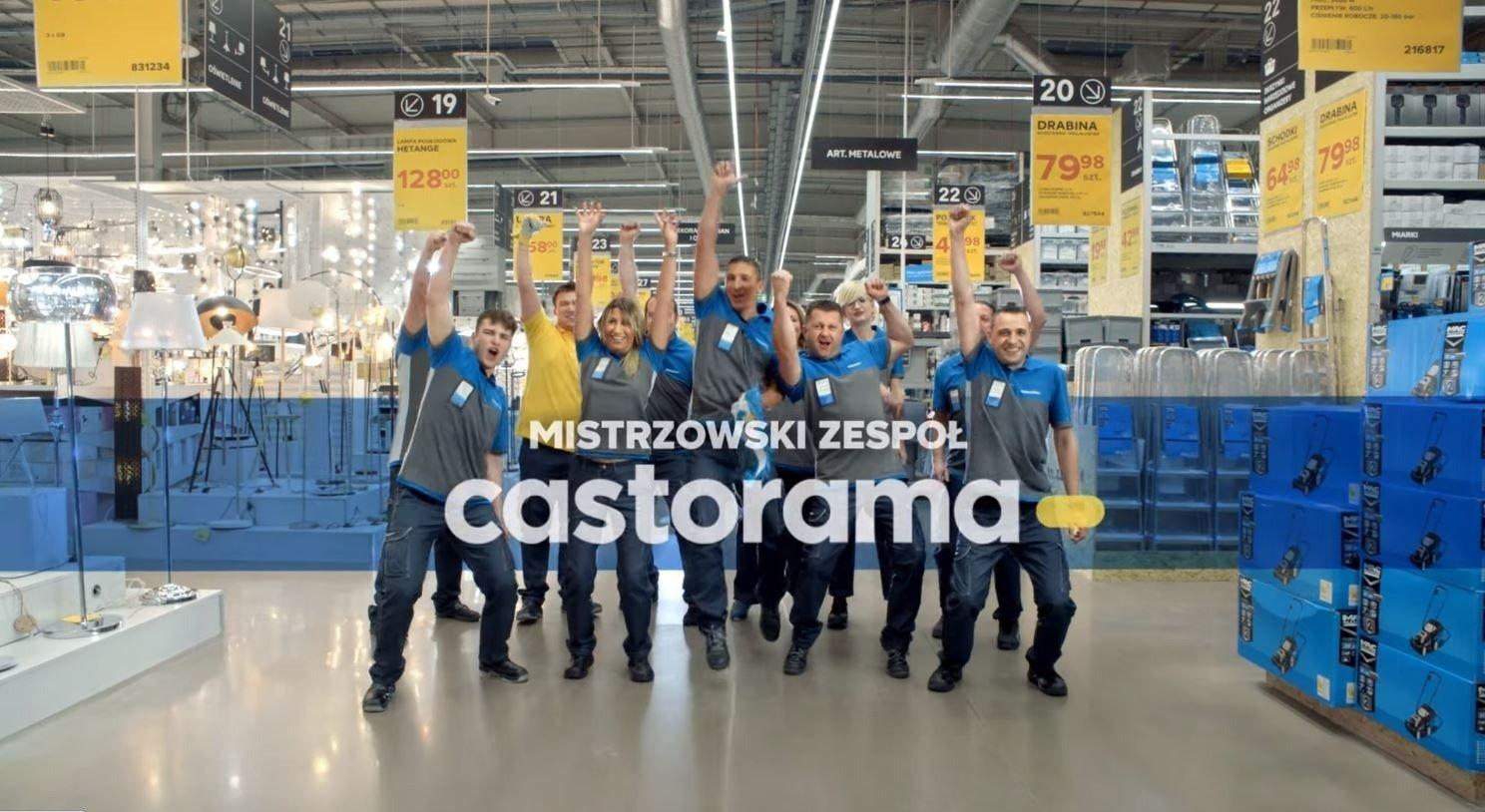Mistrzowski zespół Castorama