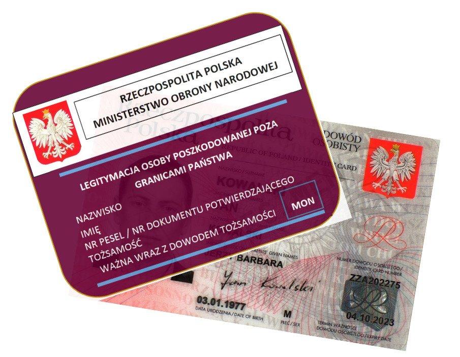 Do apteki z legitymacją weterana oraz dokumentem tożsamości