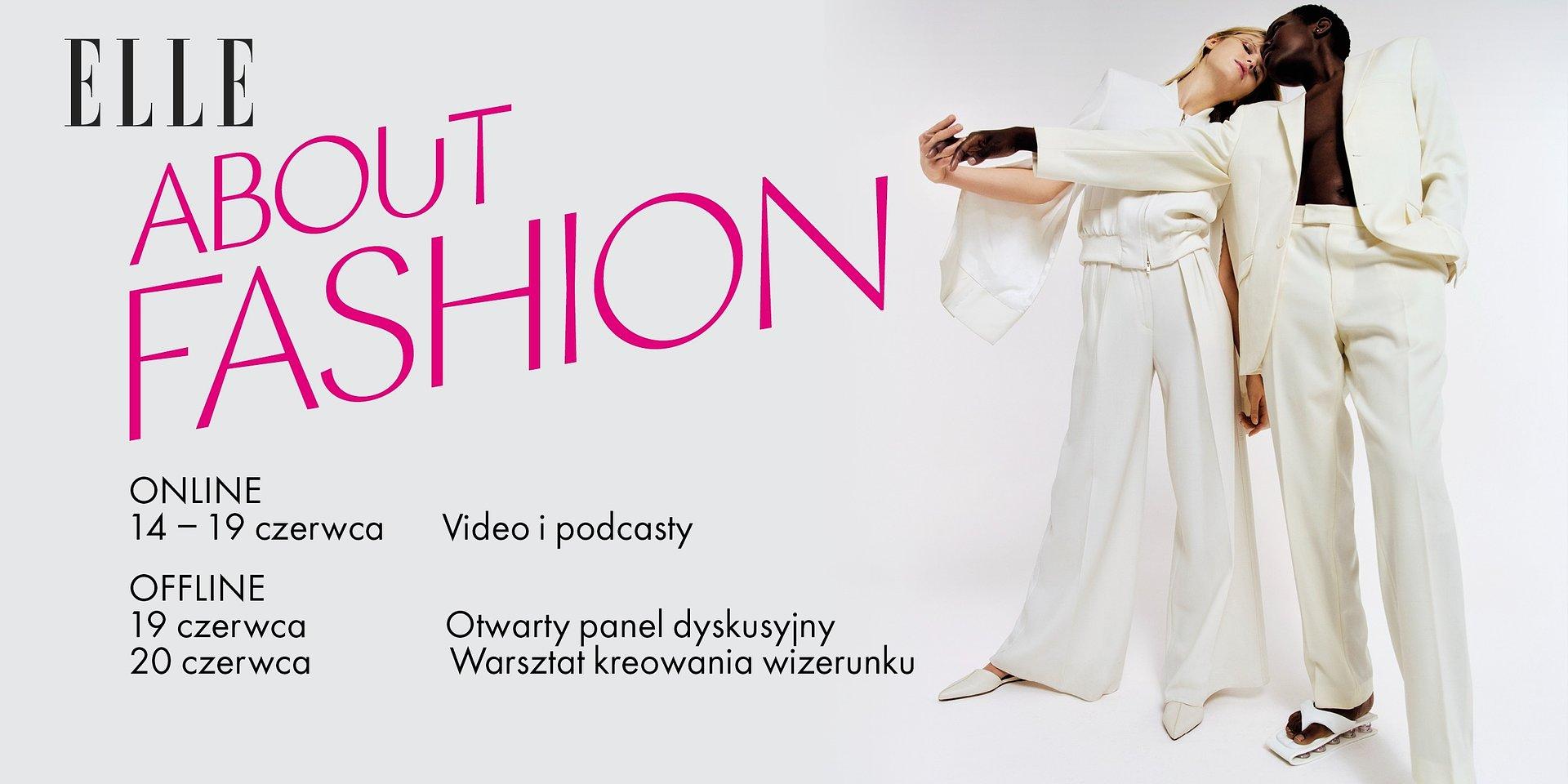 MODIVO partnerem konferencji ELLE About Fashion