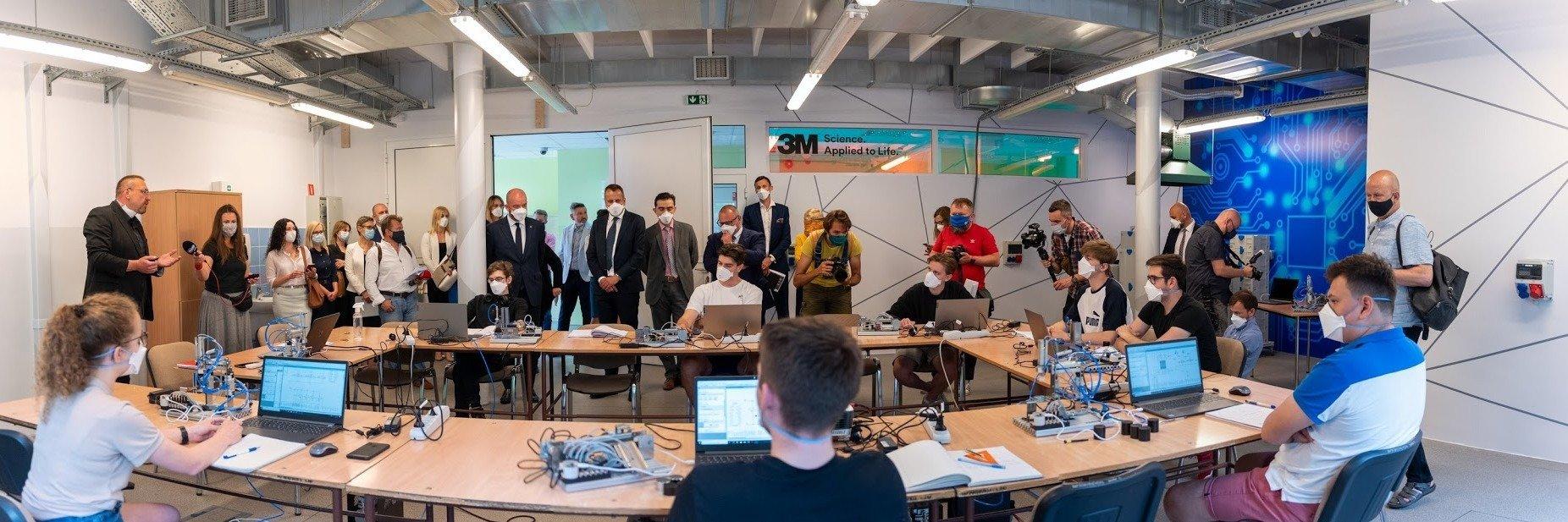 Partnerstwo dla Rozwoju Przyszłości - 3M przeznacza 0,5 mln zł na edukację technologiczną