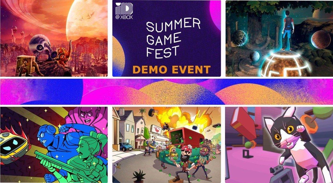 ID@Xbox Summer Game Demo Fest Showcases