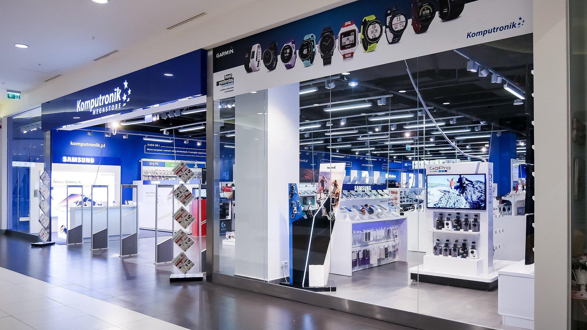 """Marcin Mordak: """"Salony stacjonarne nie mogą konkurować ze sprzedażą internetową, w ramach naszej strategii omnichannel są idealnym dopełnieniem sprzedaży w kanale e-commerce"""""""