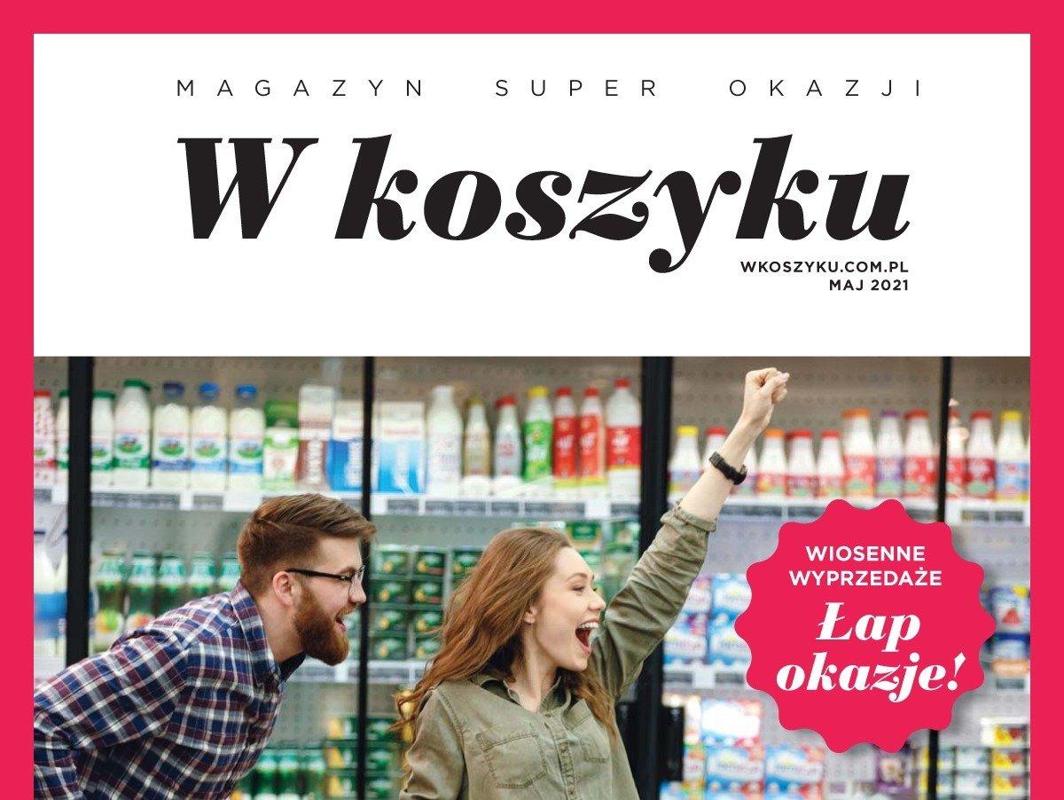 Nowy miesięcznik reklamowy dla sieci handlowych i sklepów internetowych