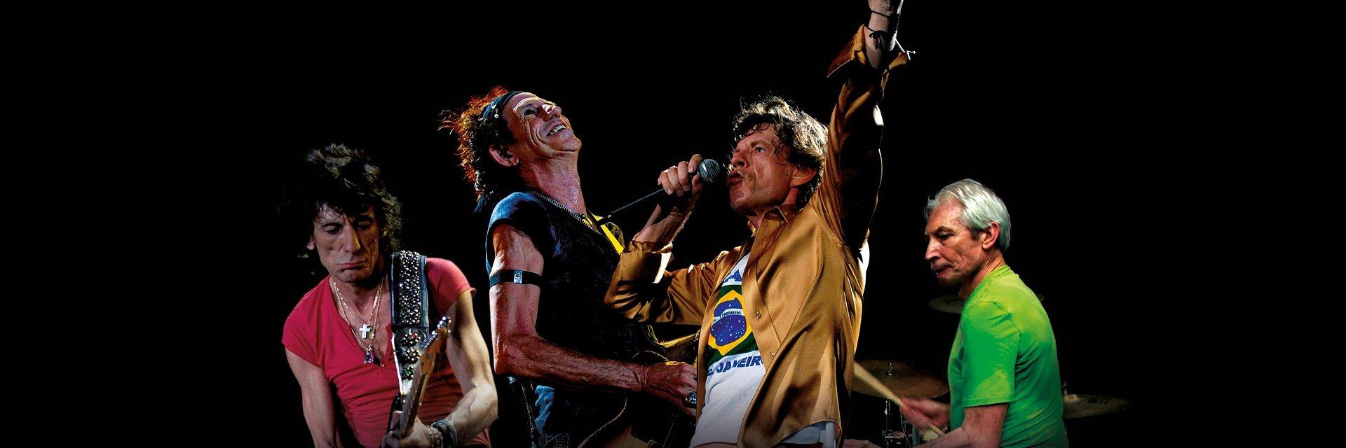 The Rolling Stones: obejrzyj słynny koncert na plaży Copacabana