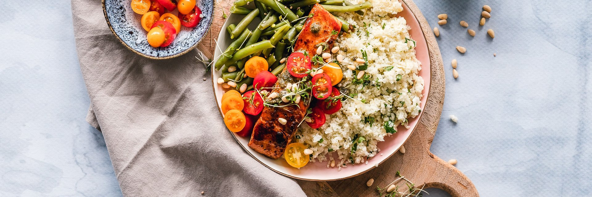 Healthy Lunch Ideas & Options