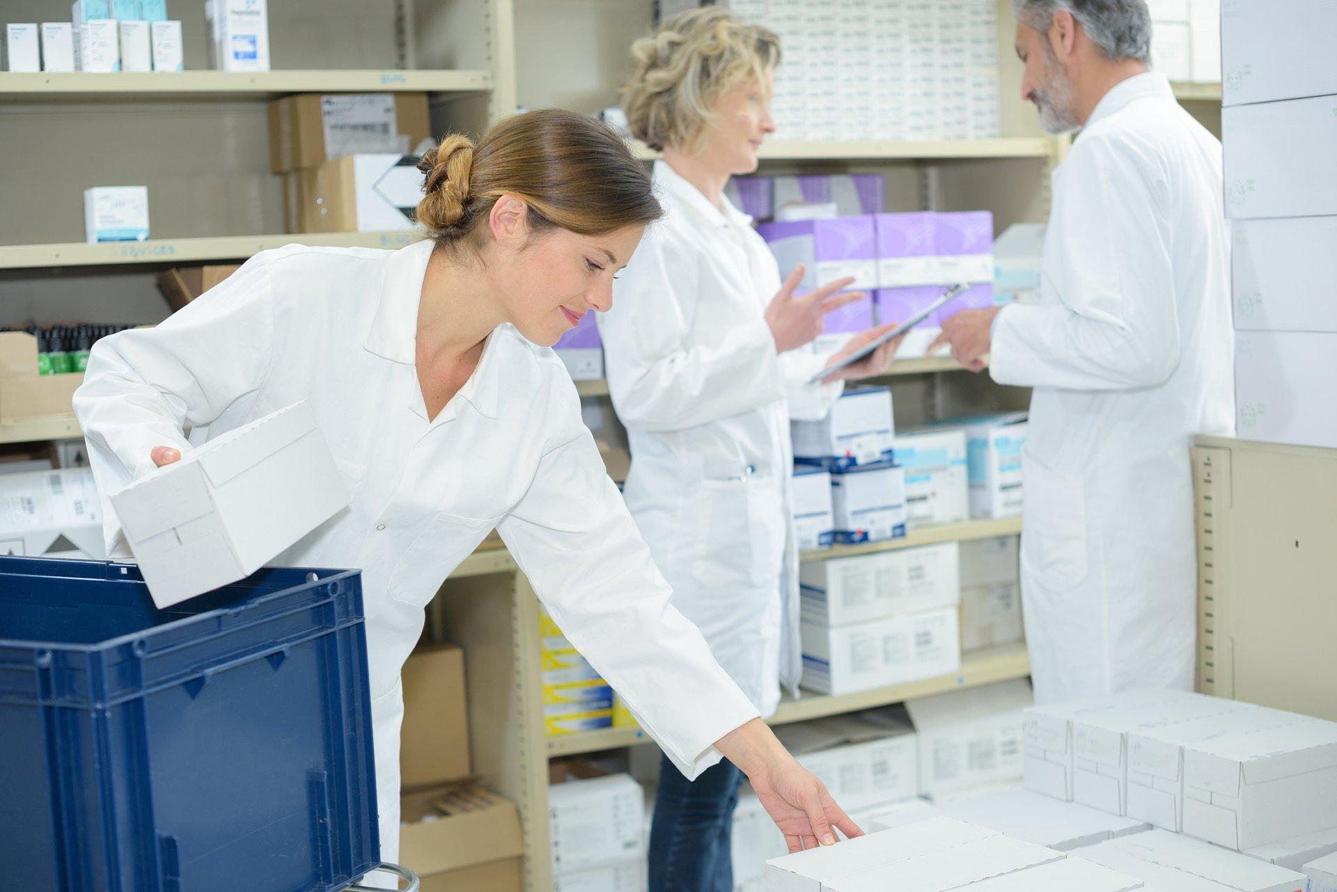 Ustawa ureguluje uzyskiwanie kwalifikacji zawodowych techników farmaceutycznych