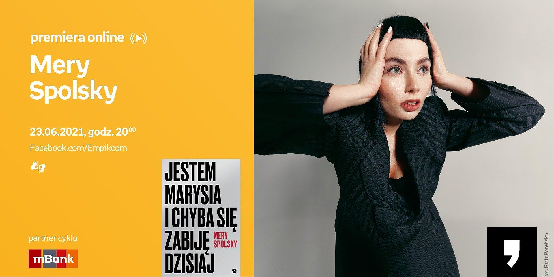Mery Spolsky, Samantha Shannon, Michał Szczygieł – spotkania online wokół najciekawszych kulturalnych premier