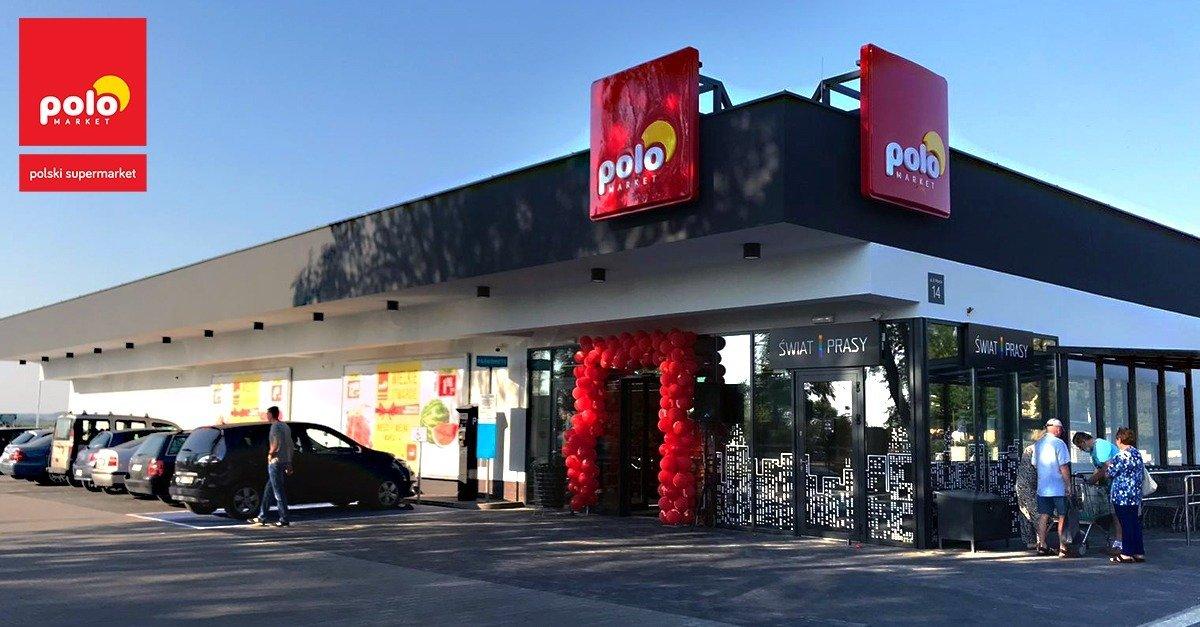 POLOmarket otwiera dwa nowe sklepy i rozpoczyna budowy kolejnych