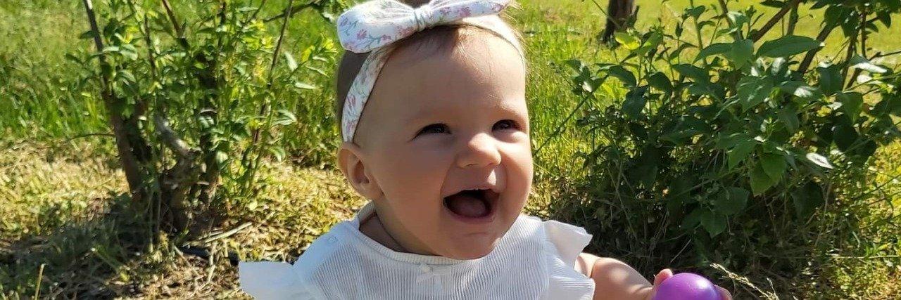 Hanna, 8 miesięcy