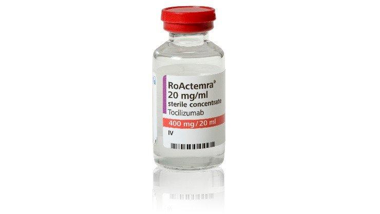 Zwrot produktu leczniczego RoActemra / Tocilinizumab