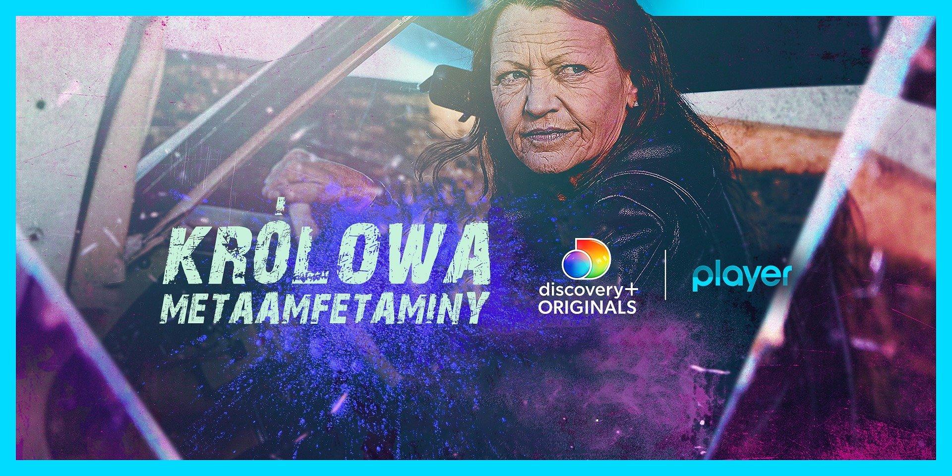 """""""Królowa metamfetaminy"""": nowa seria dokumentalna o narkobiznesie Lori Arnold tylko na Playerze!"""