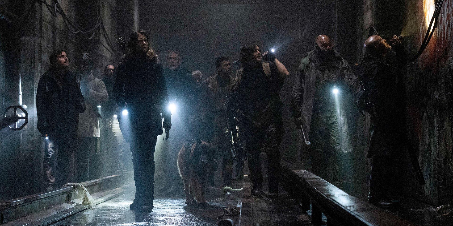 """NOVAS IMAGENS E SINOPSE DA 11ª TEMPORADA DE """"THE WALKING DEAD"""""""