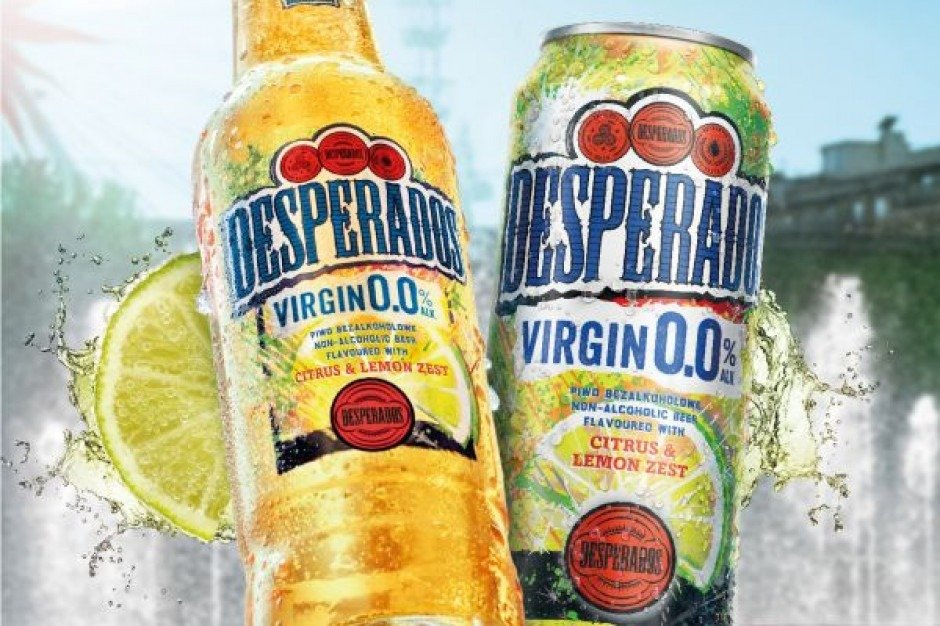 Desperados Virgin 0.0% w nowej reklamie telewizyjnej