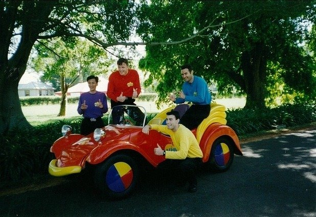 The Wiggles get their own dedicated streaming channel in the USA