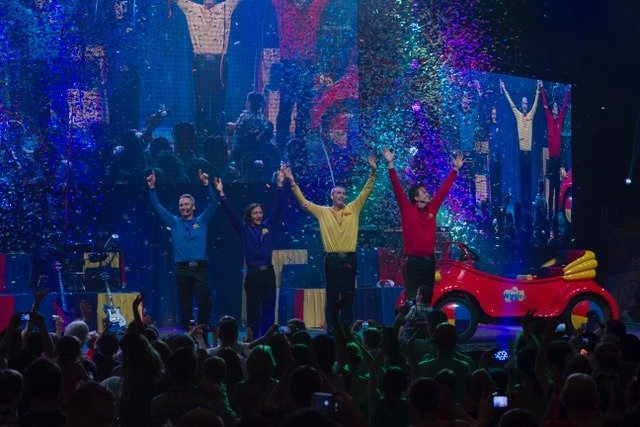 The Wiggles get a streaming channel