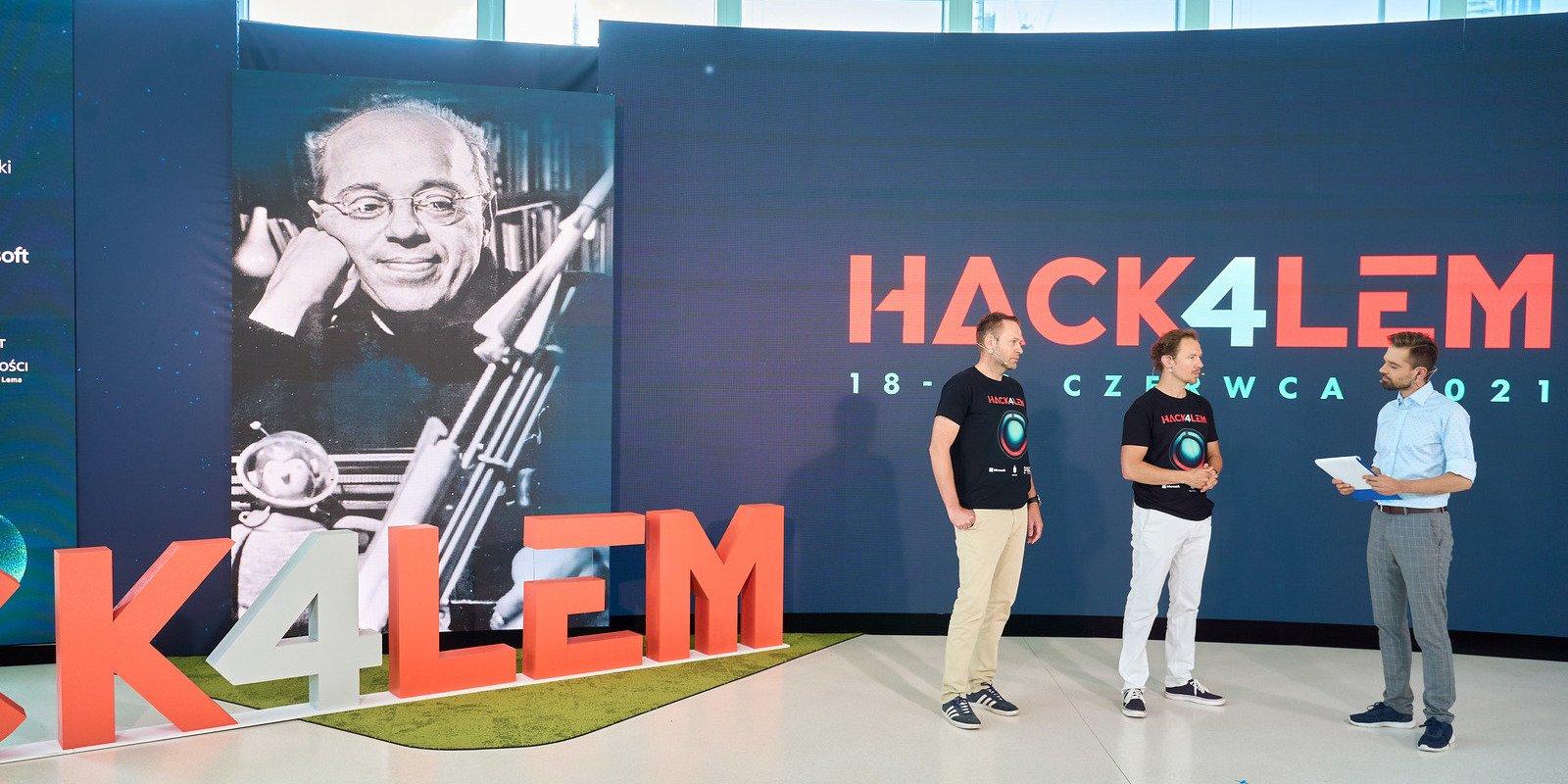 Hack4Lem zakończony! Setki uczestników pracowało nad rozwiązaniami przyszłości – sprawdź kto wygrał