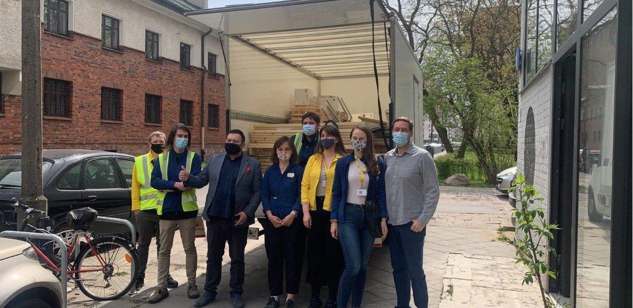 Lepsze życie na co dzień – Fundacja Wolne Miejsce i IKEA otwierają pierwszy sklep socjalny w Warszawie