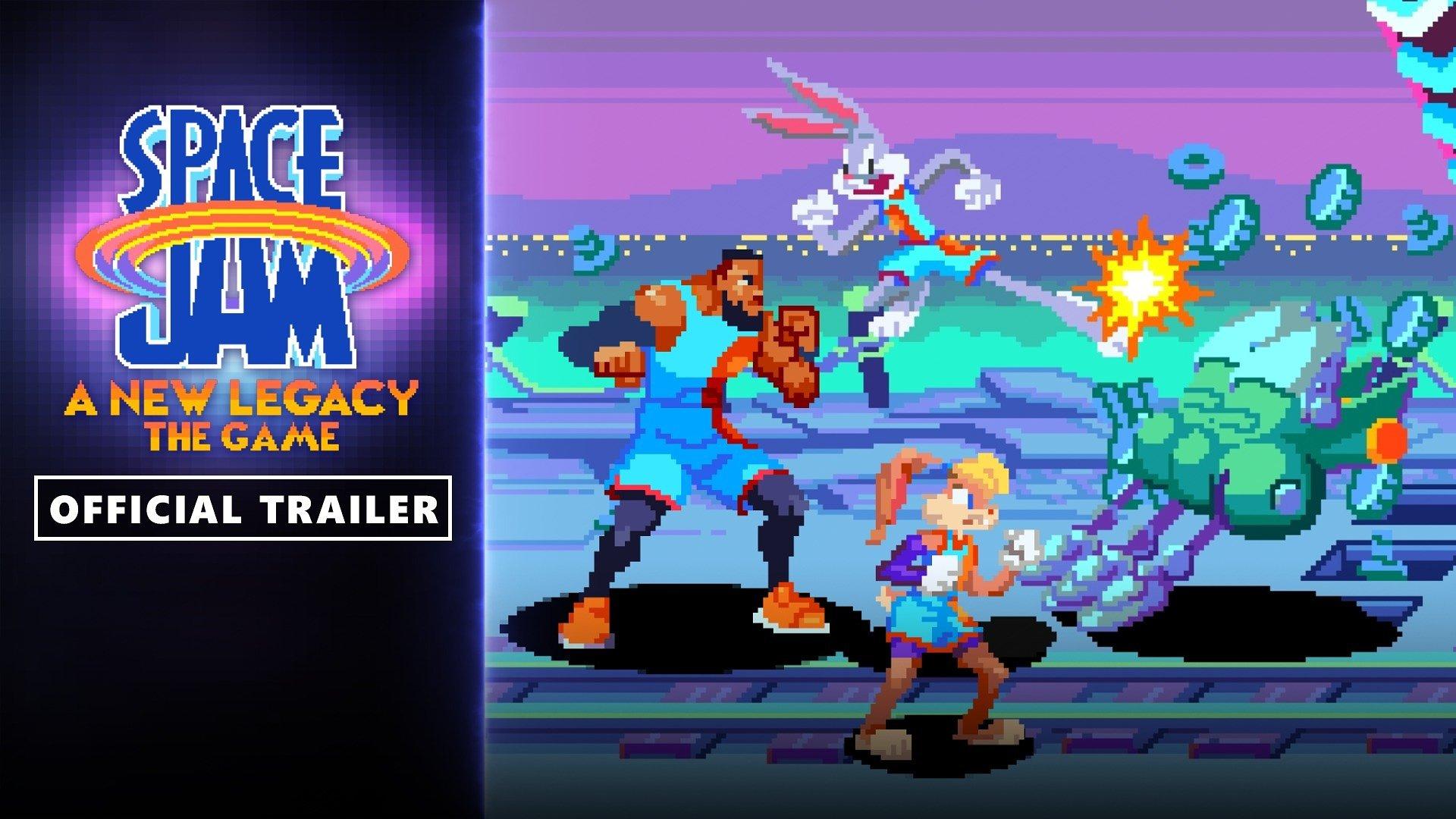 Xbox e Warner Bros. revelam novo jogo arcade, Space Jam: A New Legacy