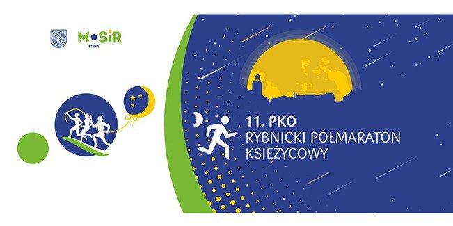 Zapraszamy na 11. PKO Rybnicki Półmaraton Księżycowy