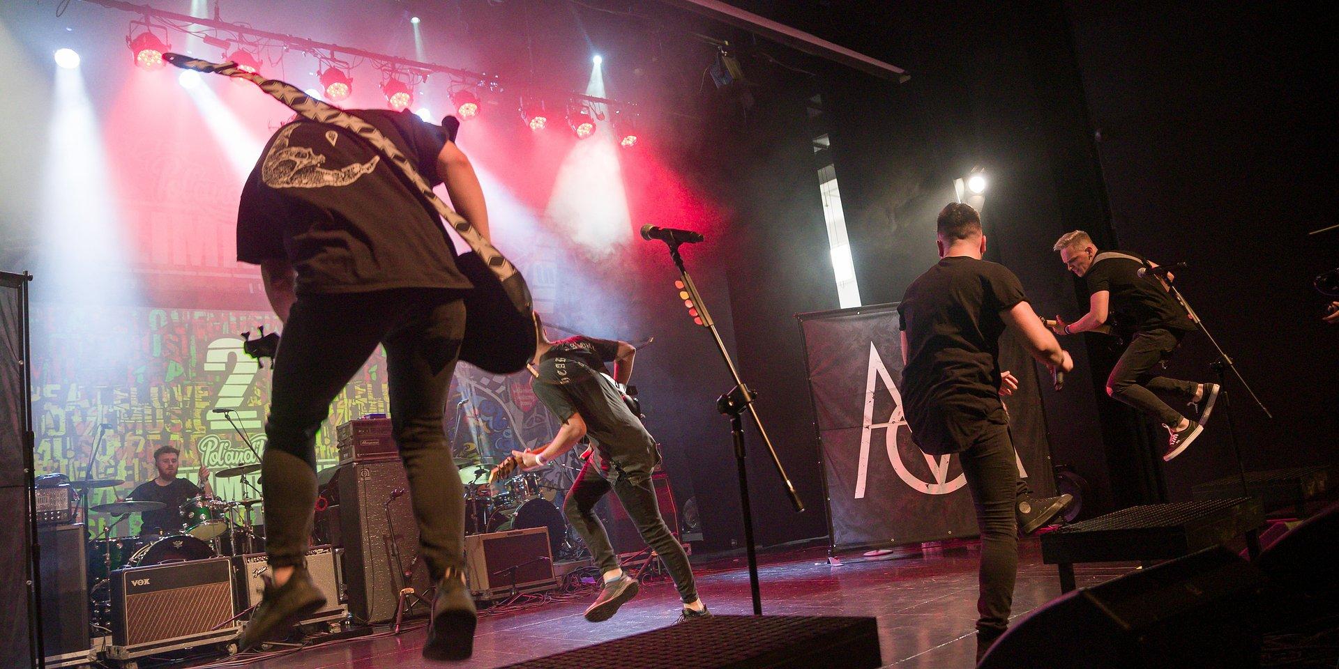 Nie tylko rock! Mieszanka stylów muzycznych na Eliminacjach