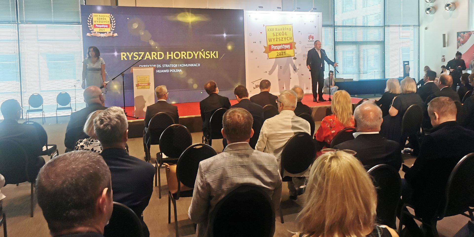 Huawei we wspólnych projektach z najlepszymi uczelniami w Polsce.