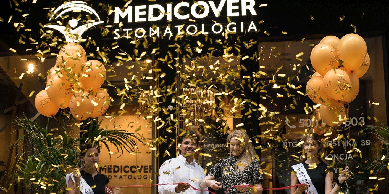 W Łodzi powstało nowe centrum Medicover Stomatologia. Pierwsze takie poza Warszawą!