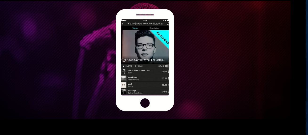 Play Tidal + The Voice of Poland
