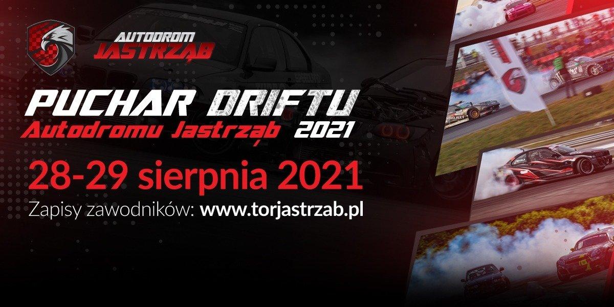 Puchar Driftu Autodromu Jastrząb - ruszyły zapisy