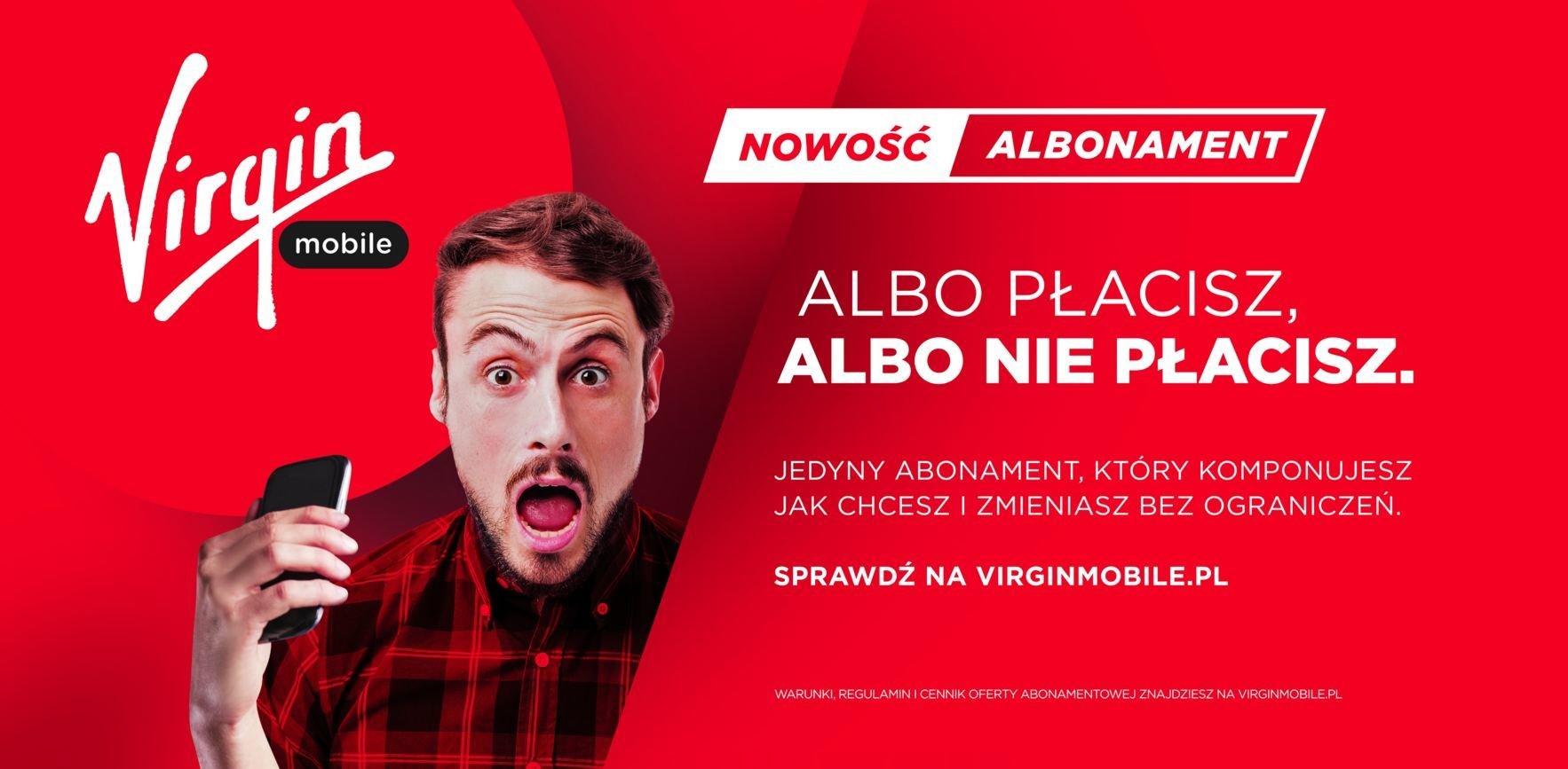 ALBONAMENT w Virgin Mobile