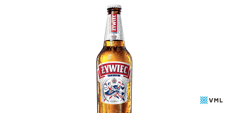 VML Poland wygrywa przetarg marki Żywiec