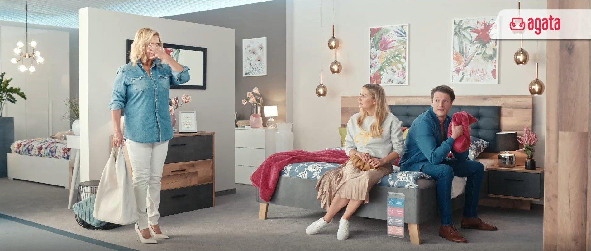 Kolejne perypetie Synowej i Teściowej: Salony Agata z nowym spotem reklamowym