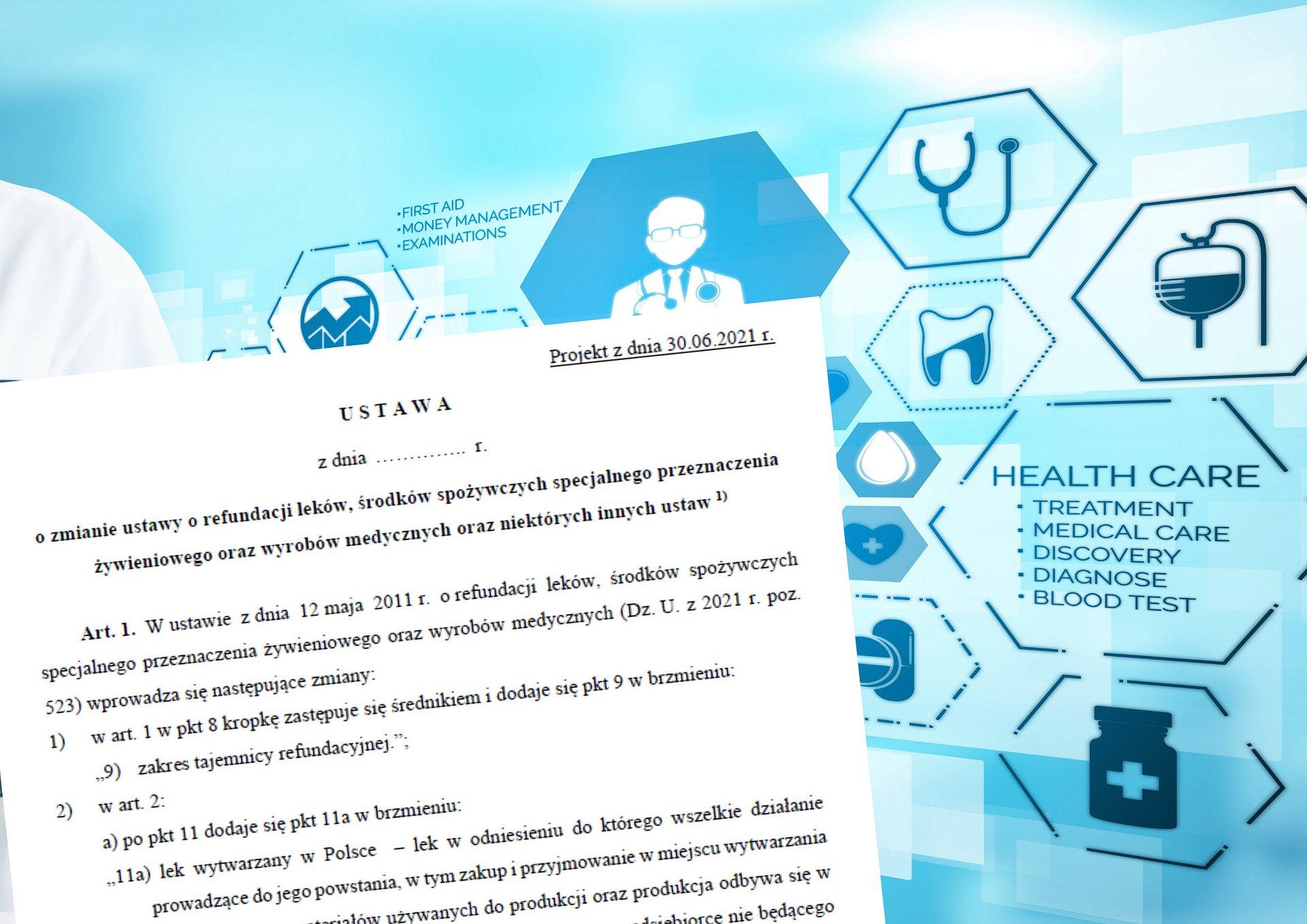 Projekt nowelizacji ustawy refundacyjnej. Co się zmieni?
