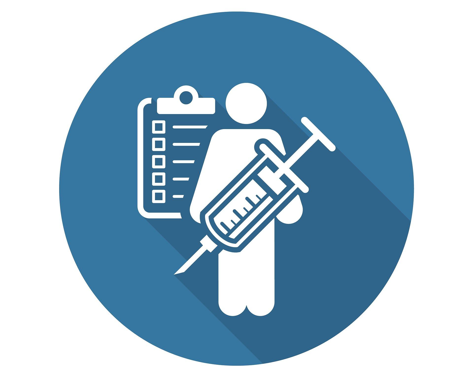 Azacitidine Pharmascience - przygotowanie zawiesiny
