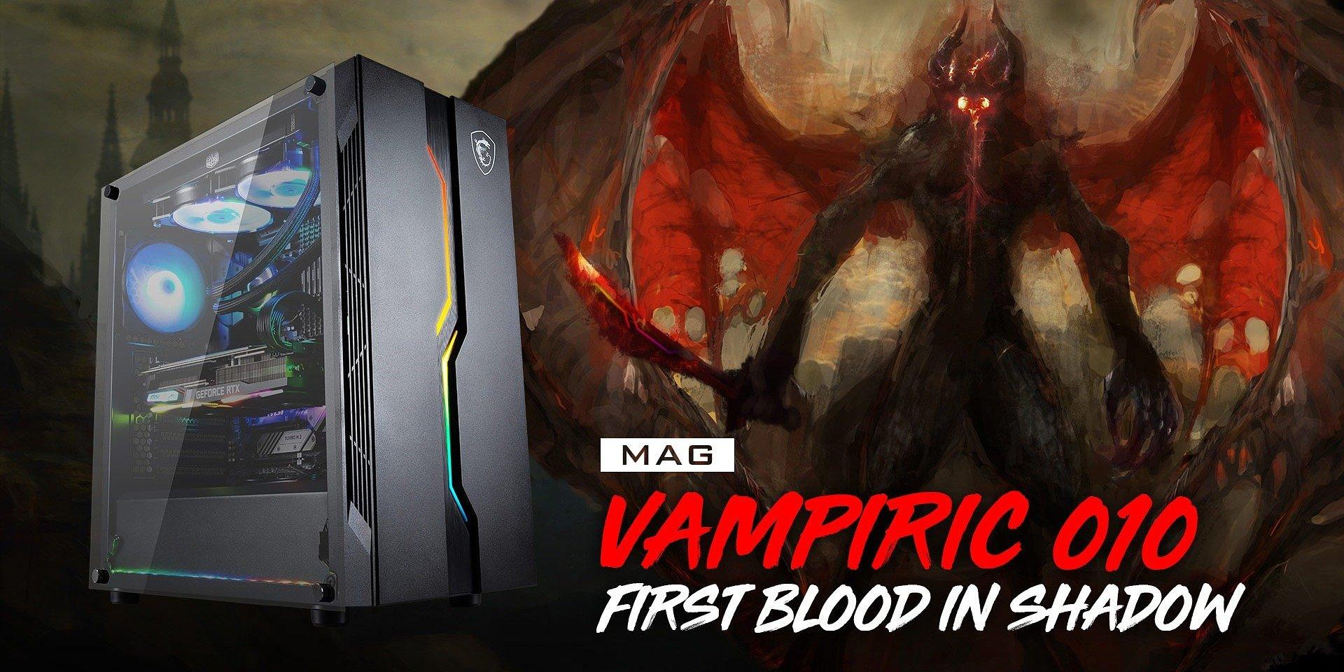 MSI MAG Forge i MAG Vampiric – funkcjonalne obudowy komputerowe